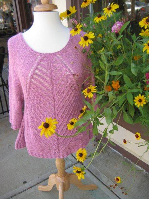 Sweater Classes upcoming
