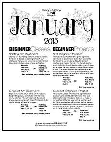 January 2015 Beginners PDF