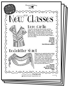 Download class schedules