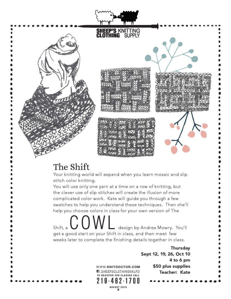 Knit classes 219-462-1700