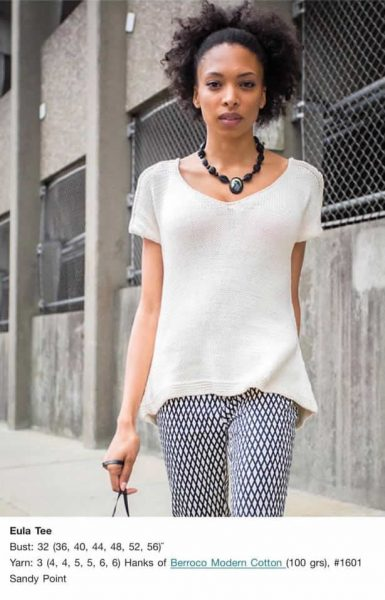 Simply and classy summer top