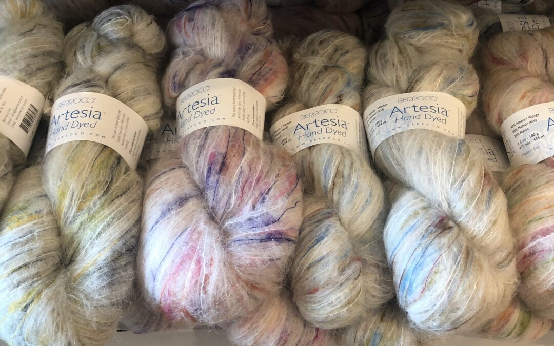 NEW fall yarns are arriving daily!