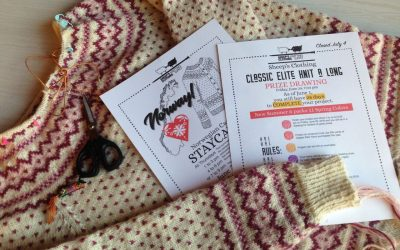 Norway Staycation and CEY KAL prize drawing