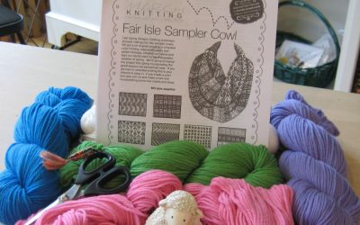 "March ""KNITTING"" madness!"
